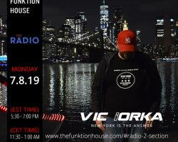THE FUNKTION HOUSE – RADIO EDITION