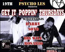 GET IT POPPIN THURSDAYS