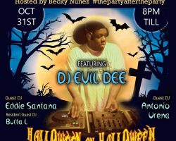 GET IT POPPIN THURSDAYS – HALLOWEEN