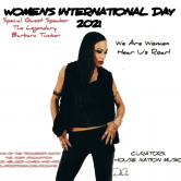 WOMENS INTERNATIONAL DAY 2021