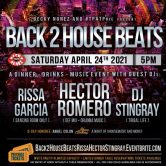 BACK 2 HOUSE BEATS