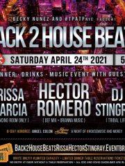 BACK 2 HOUSE BEATS