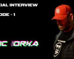 VIC IORKA INTERVIEW – EPISODE 1 (SPANISH)