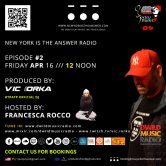 NEW YORK IS THE ANSWER – RADIO – EP 2